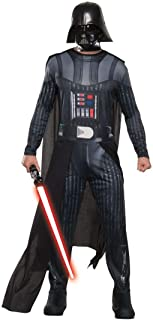 Rubies Costume Men's Star Wars Classic Darth Vader Costume Rubies Costumes - Apparel R810417