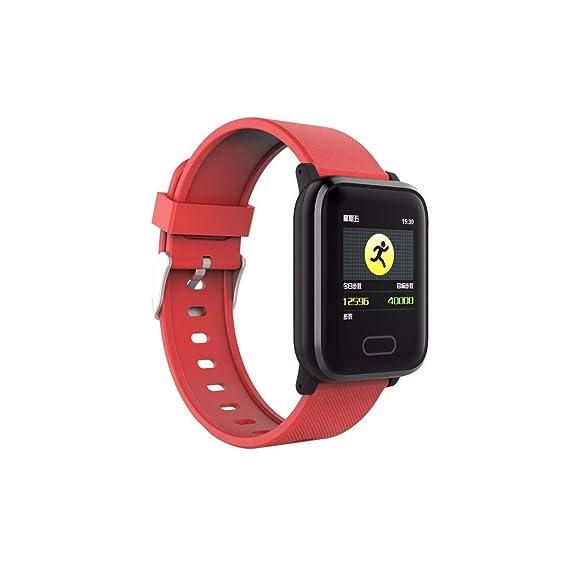 Amazon.com: Smart Watch Sports Fitness Activity Heart Rate ...