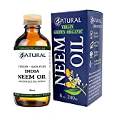 Best Neem Oils - Organic Neem Oil (8 oz), 100% Pure Cold Review
