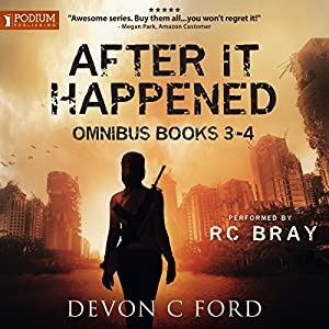 After It Happened Audiobook