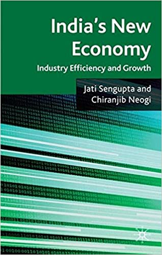 India's New Economy: Industry Efficiency and Growth