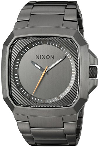 nixon-mens-deck-quartz-stainless-steel-casual-watch-colorgrey-model-a308-632-00