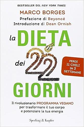 programma di dieta vegana di 21 giorni