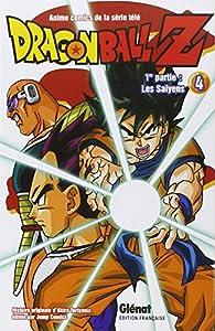 Dragon Ball Z - Cycle 1, tome 4 par Akira Toriyama