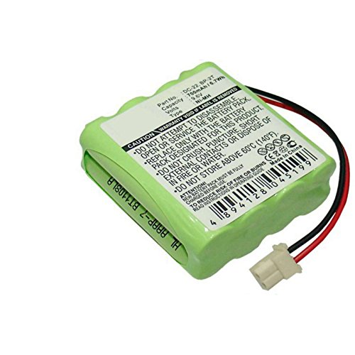 Dog Collar Battery EB-DC22-9.6 Replaces DC-22 CS-SDC22SL