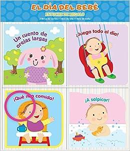 Amazon.com: El día del bebé (Estuche de regalo) (Spanish ...