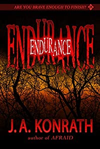 Endurance by Jack Kilborn ebook deal
