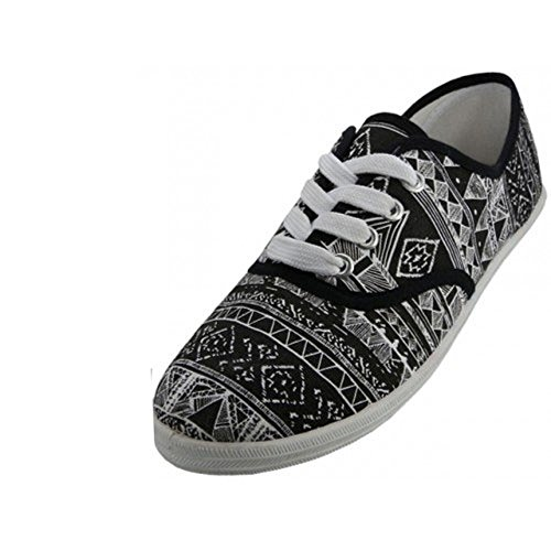 womens-lace-up-canvas-shoes