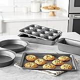 AmazonBasics 6-Piece Nonstick Oven Bakeware
