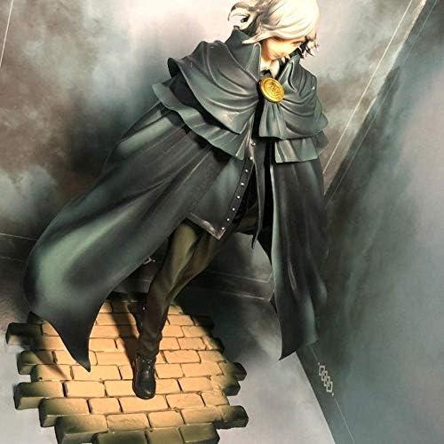 XFHJDM-WJ Verjaardagscadeau Fate/grote opdracht: Monte Cristo: Edmond Dantès PVC-afbeelding Hoge 9 Inches JH290