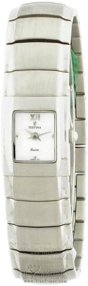 Festina F8984/1 - Reloj, Correa de Acero Inoxidable