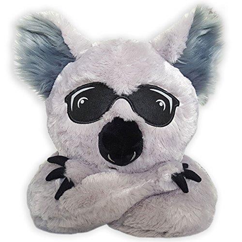 [Kool the Koala Stuffed Animal Soft Plush Toy] (Stuffed Bear Costume)