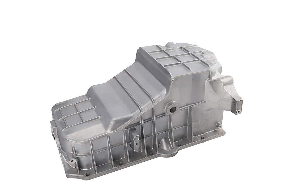 Schnecke Engine Oil Pan Fits select 4.2L 4.3L CHEVROLET BLAZER EXPRESS 1500//2500 G30 K1500 P30 S10 SILVERADO 1500 GMC JIMMY K1500 P3500 SAVANA 1500//2500 SIERRA 1500 SONOMA replaces 12555653 GMP67A
