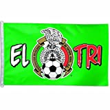 MLS Mexico National Soccer League Flag