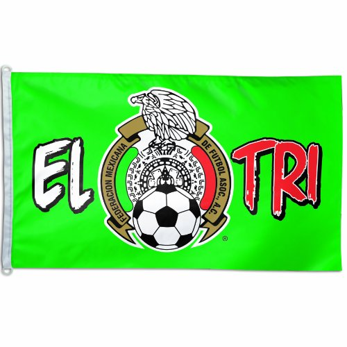 MLS Mexico National Soccer League Flag by WinCraft