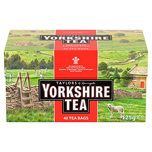 Yorkshire Red Tea 40 Teabags