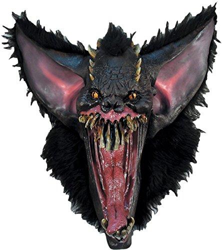 [Morris Costumes Men's Gruesome Bat Mask] (Gruesome Bat Mask)