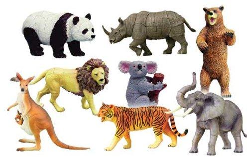 スカイネット 立体パズル 世界の動物 世界の動物 立体パズル BOX B002EFHM5A, トウジョウチョウ:97dd5075 --- m2cweb.com