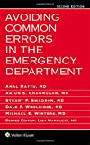 img - for Avoiding Common Errors in the Emergency Department book / textbook / text book