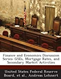 Finance and Economics Discussion Series, Andreas Lehnert, 128870920X