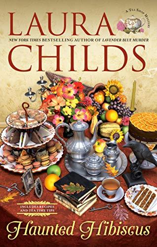 Book Cover: Haunted Hibiscus