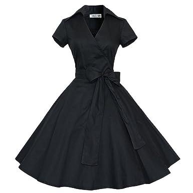 fe1cb1b432a like   love it 1950s Vintage Short Sleeve Rockabilly Swing Dress at ...