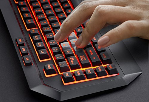 AmazonBasics Gaming Keyboard by AmazonBasics (Image #3)