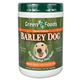 Green Foods Corporation Barley Dog Canine Formula,...