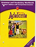 Adelante, Holt, Rinehart and Winston Staff, 0030659418