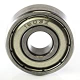 Ten (10) Pack 1603ZZ 1603 ZZ 5/16 x 7/8 x 9/32 Double Sealed Precision Ball Bearing CNC Slide Bushing