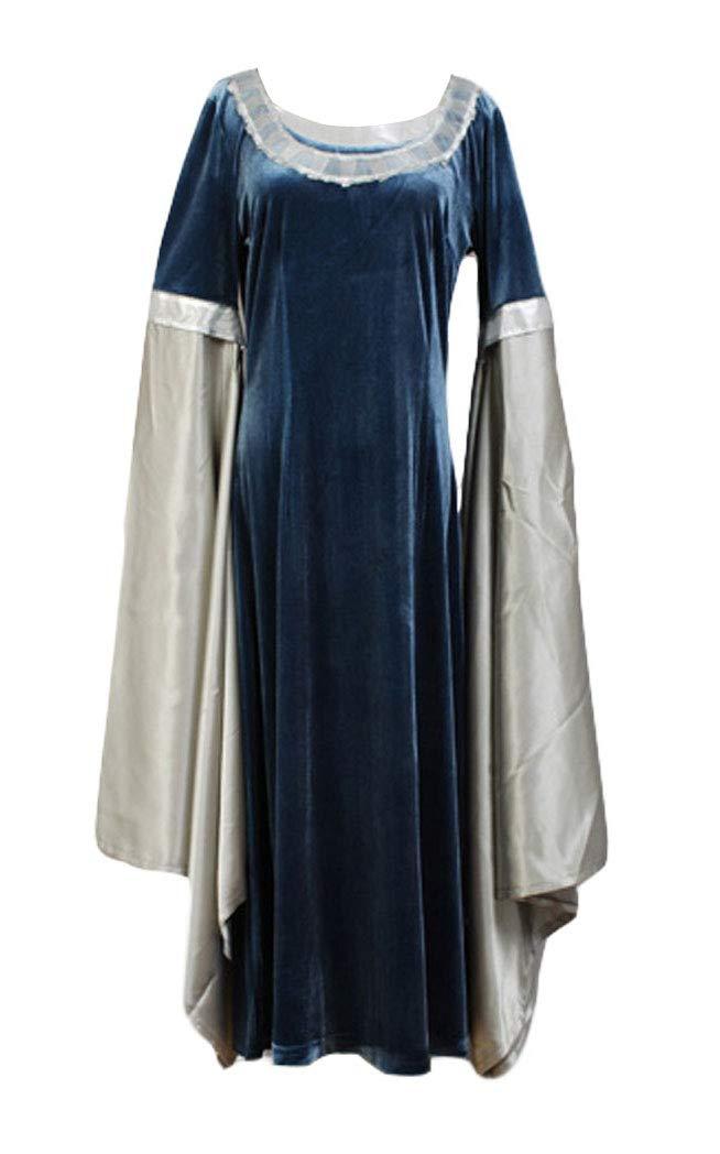 Arwen Chase Señor de los Anillos Traveling Vestido Traje de ...