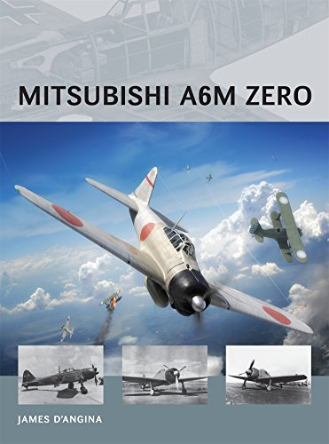 - Mitsubishi A6M Zero (Air Vanguard)