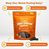 Zesty Paws Aller-Immune Soft Chew Squares for Dogs