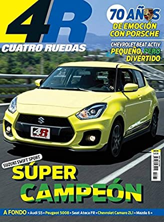 4Ruedas June 1, 2018 issue