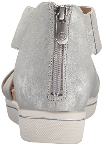 Adrienne Vittadini Schuhe Damen Claud Sandal Silber