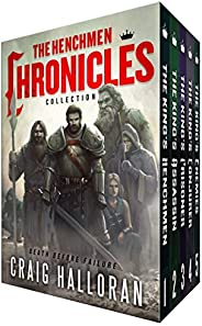 The Henchmen Chronicles Collection: An Epic Portal Fantasy Adventure Series (The Complete Series) (Portal Adve
