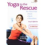 Yoga to the Rescue For Pain Free Back, Neck & Shoulders