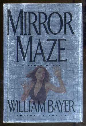 book cover of Mirror Maze