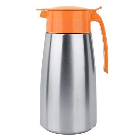 Jarra de agua de acero inoxidable de 1.6 litros para jugo de ...