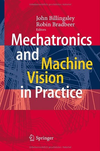 Download Mechatronics and Machine Vision in Practice Pdf