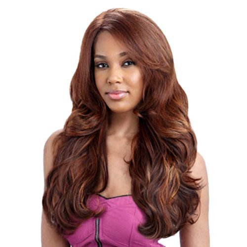 Vanessa Synthetic Hair Top Side Lace Wig - Indy-F3240 by - Malls Indy
