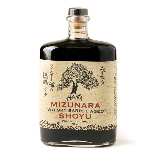 Haku Mizunara Whiskey Barrel Aged Shoyu - 750ml (750 ml)