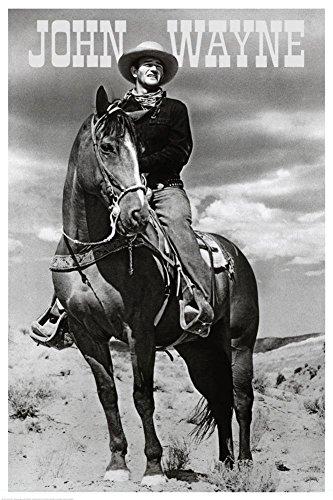 John Wayne  Movie Poster Print 24 x 36in