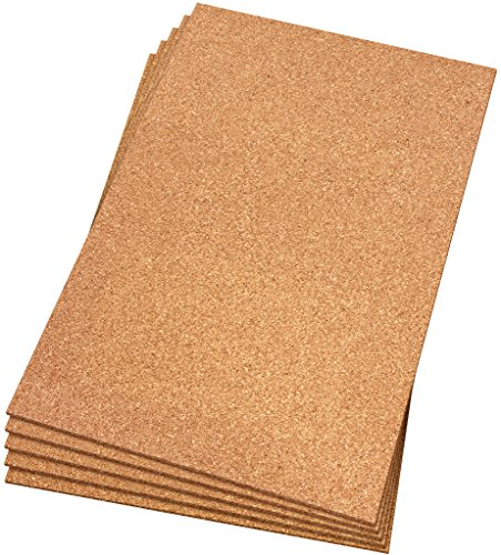 QEP 70-175 300 sq.ft. Natural Cork Underlayment, 1/4