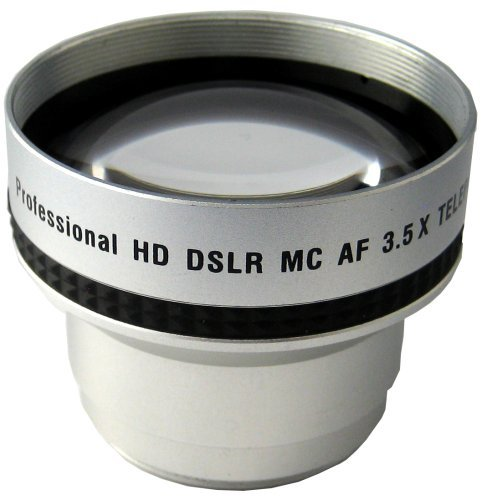 Zeikos ZE-3537T B07F61VF6T 37mm 3.5X TelePhoto lens high HDR-CX350V definition lens For Olympus 14-42mm Sony HDR-CX300 HDR-CX350 HDR-CX350V HDR-XR350 & HDR-XR350V Camcorder Video Camera [並行輸入品] B07F61VF6T, 妙高村:824f4cee --- ijpba.info