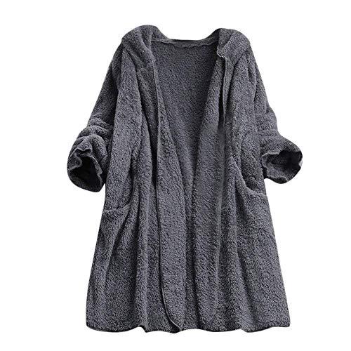 La Ample D'automne Manches Capuche Manteau Pour Veste Mode Hiver AzF4wx