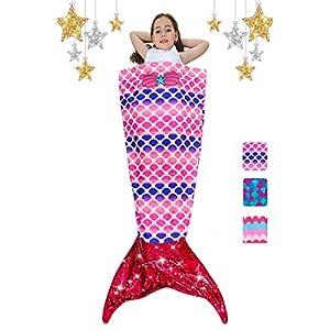 51EXozzIDPL._SS300_ Mermaid Bedding Sets & Comforter Sets