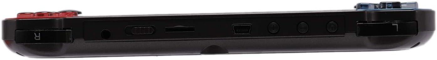 Rojo + Azul Fanuse Consola de Juegos Port/áTil X7 Plus de 5,1 Pulgadas Consola de Videojuegos MPG HD 8G Retro Family 4K TV-out 4K