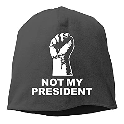 Not My President Hand Unisex Hisper Slouchy Beanie