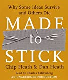 img - for Made to Stick: Why Some Ideas Survive and Others Die by Chip Heath (2007-01-09) book / textbook / text book